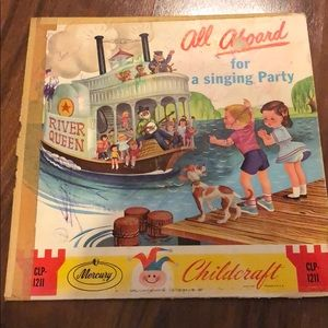 All aboard disc